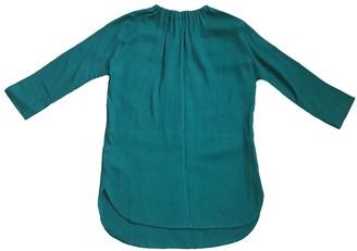 Marni Green Viscose Dresses