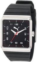 Puma Men's Destination Silver Analog Watch PU102511001