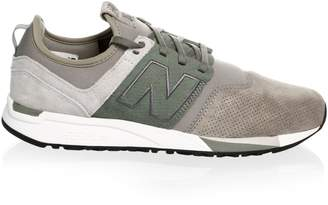 New Balance Men's 247 Suede Sneakers