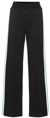Off-White Cotton-blend trackpants