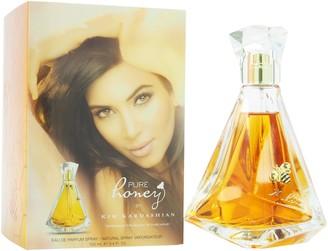 Kim Kardashian Pure Honey Eau de Parfum Spray for Women 3.4 Ounce