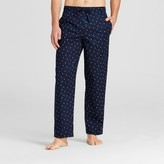 Merona Men's Woven Sleep Pant Navy