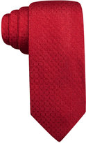 Ryan Seacrest Distinction New Textured Solid Slim Tie, Only at Macy's