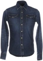 (+) People Denim shirts