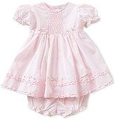 Feltman Brothers Baby Girls Newborn-9 Months Ruffle Dress