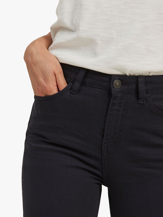 Thumbnail for your product : Fat Face FatFace Hertford Skinny Capri Jeans, Dark Sky