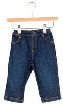 Christian Dior Boys' Four Pocket Straight-Leg Jeans