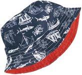 Mud Pie Baby Boys Pirate Shark Sun Hat