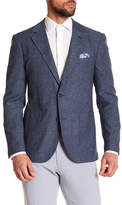 Tailorbyrd Notch Collar 2-Button Sport Coat