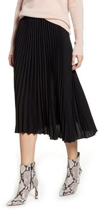 Halogen Pleated Skirt