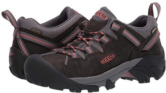 Keen Targhee II Waterproof (Magnet/Coral) Women's Waterproof Boots