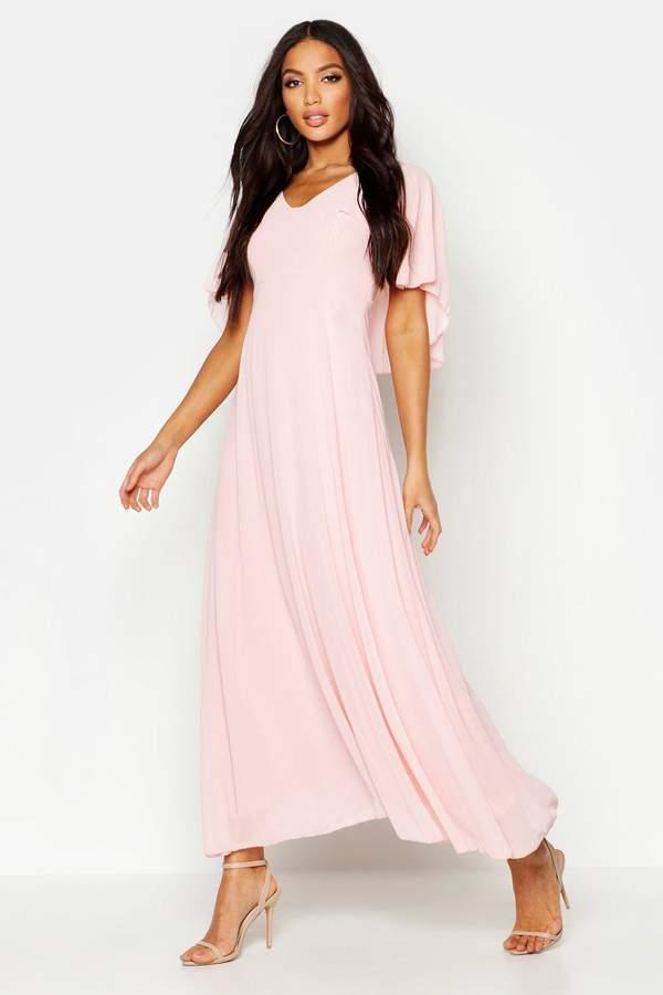 950049c37a00 boohoo Pink Chiffon Dresses - ShopStyle UK