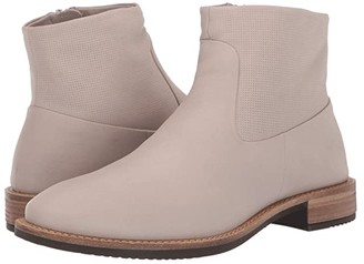 Ecco Sartorelle 25 Ankle Boot (Grey Rose) Women's Boots