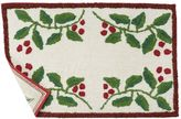 Lenox Holiday Nouveau Ribbon Bath Rug