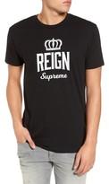 Kid Dangerous Men's Reign Supreme Graphic T-Shirt