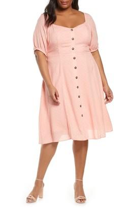 Gibson x International Women's Day Musings of a Curvy Lady Sweetheart Dress
