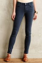 Graham & Spencer Velvet by Toni Skinny Jeans Petrol 27 Denim