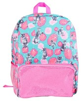 """Fashion Angels Style Lab by 16.5"""" Cats and Diamonds Backpack - Pink"""