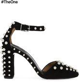 Alexander Wang 'Elise' pumps - women - Leather/Suede - 40
