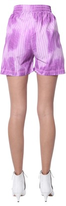 MSGM Shorts With Elastic Waist