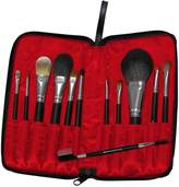 Royal Brush Royal & Langnickel Silk Pro 12-Piece Professional 13-Piece Cosmetic Brush Set
