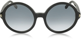 Tom Ford JULIET FT0369 Acetate Round Sunglasses
