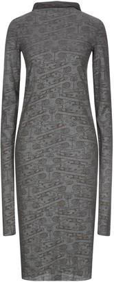 Rick Owens Lilies 3/4 length dresses