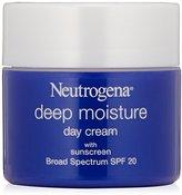 Neutrogena Deep Moisture Day Cream SPF 20, 2.25 Ounce (Pack of 3)