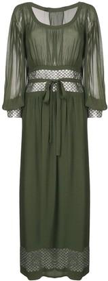 A.N.G.E.L.O. Vintage Cult 1970's Maxi Dress