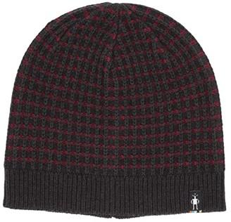 Smartwool Ripple Ridge Tick Stitch Hat (Deep Navy) Beanies