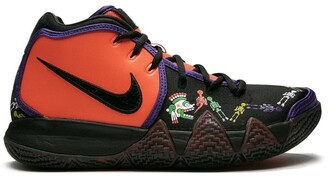 Nike Kyrie 4 'Day Of The Dead' sneakers