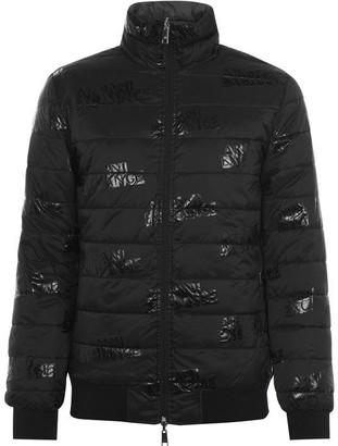 Armani Exchange AOP Script Jacket