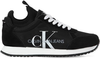 Calvin Klein Jeans 20mm Josslyn Nylon Sneakers