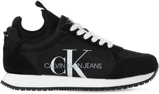 Calvin Klein Jeans 20MM JOSSLYN NYLON SNEAKERS