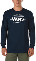 Vans Bow Strike Long Sleeve T-Shirt