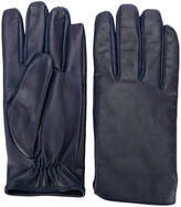 Emporio Armani driving gloves
