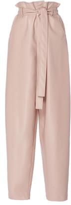 Áeron Sadie High-Rise Paperbag Belted Pants