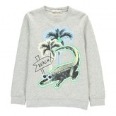 Stella McCartney Sale - Biz Crocodile Sweatshirt