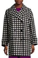 Aquilano Rimondi Checked Wool Jacket
