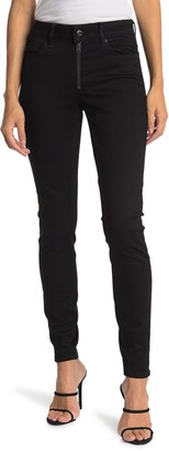 G Star G-Star Exposed Zipper High Super Skinny Jeans