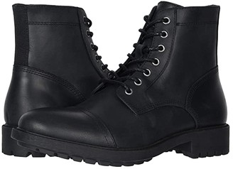 Frye And Co. AND CO. Cody Lace-Up (Black Vintage Pull Up Leather) Men's Boots
