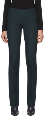 The Row Navy Ladan Trousers