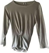 Armani Collezioni Grey Top for Women