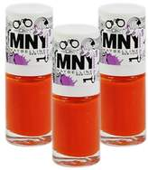 Maybelline 3x New York MNY Nail Varnish /Orange 341 by