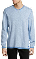 Tommy Bahama Sea Glass Reversible Long Sleeve T-Shirt