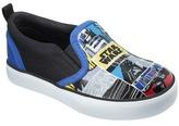 Star Wars Toddler Boy's Licensed Slip On - Multicolor