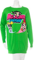 Moschino 2016 Powerpuff Girls Sweater Dress w/ Tags