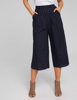 Dotti Everly Print Culotte