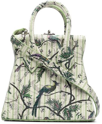 Vivienne Westwood Patterned Tote Bag