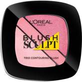 L'Oreal Infallible Face Blush Trio Soft Rosy 30g